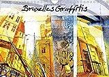 BRUXELLES Graffitis 2016: De magnifiques graffitis decorent les murs le long des transports en commun du Nord Est de Bru