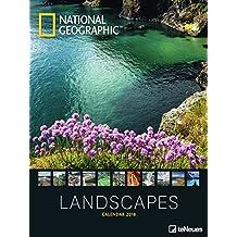 Landscapes 2018 - National Geographic Landschaftskalender, Posterkalender, Wandkalender - 48 x 64 cm