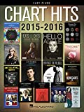 Chart Hits of 2015-2016: Easy Piano
