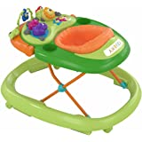 Chicco Walky Talky Trotteur, Vert (Green Wave)