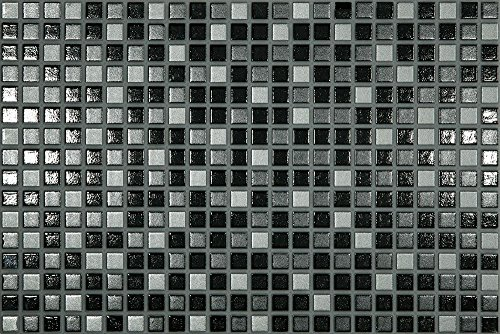 black-and-grey-small-square-mosaic-ceramic-gloss-wall-tiles-bathroom-kitchen-25-cm-x-40-cm