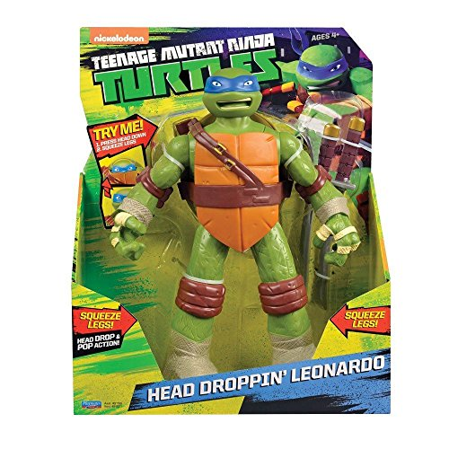 Teenage Mutant Ninja Turtles-Kopf Droppin Leonardo (Versand aus UK)