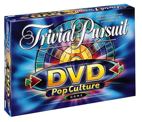 Trivial Pursuit POP Culture DVD Game -