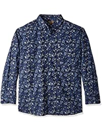 Ariat Men's Big and Tall Classic Fit Long Sleeve Button Down Shirt-Pro Series