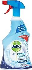 Dettol Spray Power & Pure Bathroom 1L
