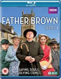 Father Brown Series 4 [Blu-ray] [UK Import]