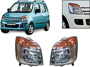 DEPON Left Side Headlight Assembly for Maruti Suzuki Wagon-R (TTC20162907)
