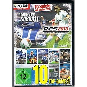 10 Top Games auf DVD für PC