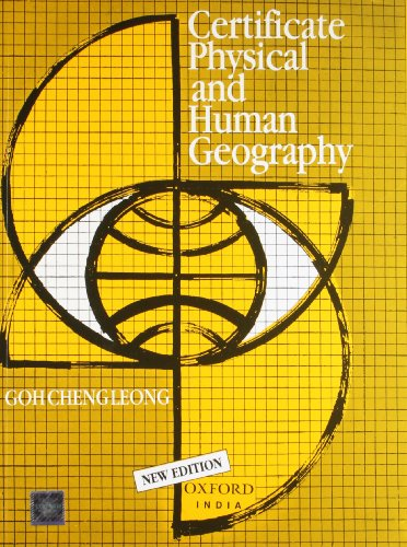 Certificate Physical and Human Geography by Oxford