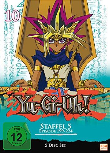 Yu-Gi-Oh! Staffel 5.2 (Folge 199-224) (5 Disc Set)