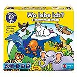 Die besten Ich spiele. Tier - Orchard Toys 10239 - Spiel, Wo Lebe Ich? Bewertungen