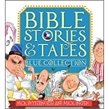 Bible Stories & Tales Blue Collection (Butterworth & Inkpen)