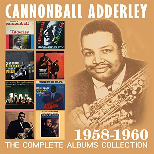 The Complete Albums Collection: 1958-1960
