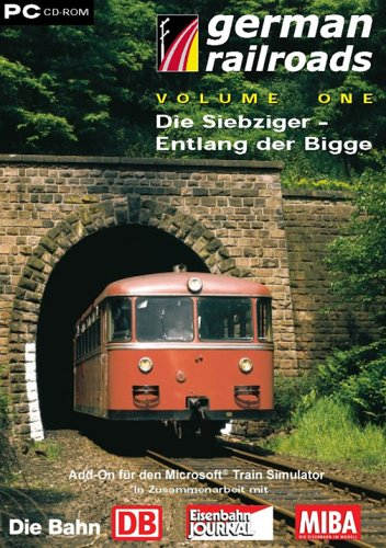 German Railroads Vol.1