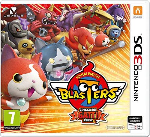 Yo-Kai Watch Blasters  Cricca Dei Gatti Rossi - Nintendo 3DS 5e7af63410