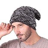 #10: Knotyy Beanie Caps, Woolen Caps, Knitted Slouchy Caps, Skull Cap for Men & Women