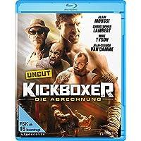 Kickboxer - Die Abrechnung - Uncut