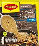 Maggi 3-Pfeffer Sauce, 1er Pack (1 x 250 ml)