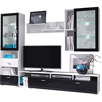 Fantastic Tv Wall Unit Tv Table Set Living Room Set Messa Large Tv Uwap Interior Chair Design Uwaporg