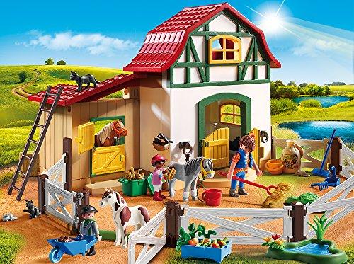PLAYMOBIL Ponyhof 6927 - 2
