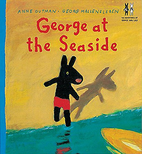 Cat's Whiskers: George And Lily At The Seaside