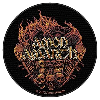 Patch - Amon Amarth - Battlefield
