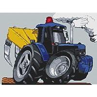 Suchergebnis auf Amazon.de für: Traktor - Stitchtastic / Kreuzstich ...