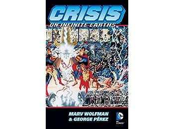Crisis On Infinite Earths TP