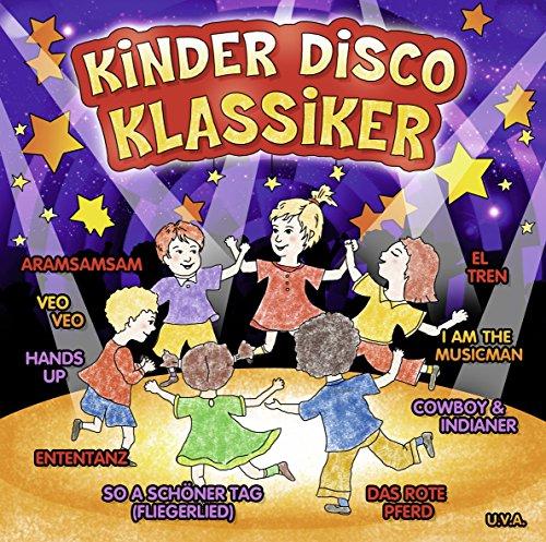 Preisvergleich Produktbild Kinder Disco Klassiker - 20 Superhits für Miniclubs und Familienurlaube