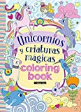 Unicornios y criaturas mágicas. Coloring book