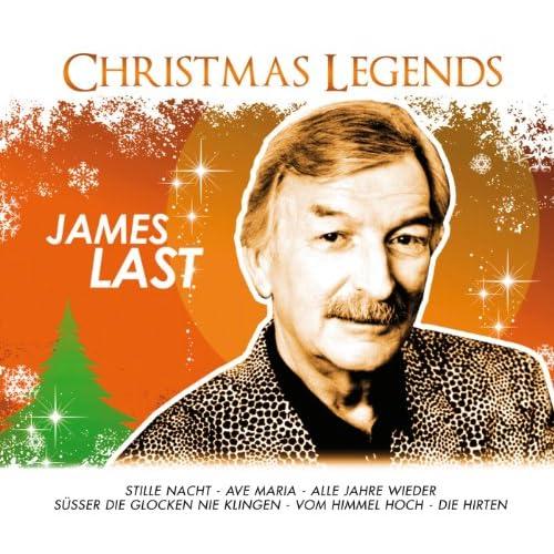 James Last - Christmas Legends