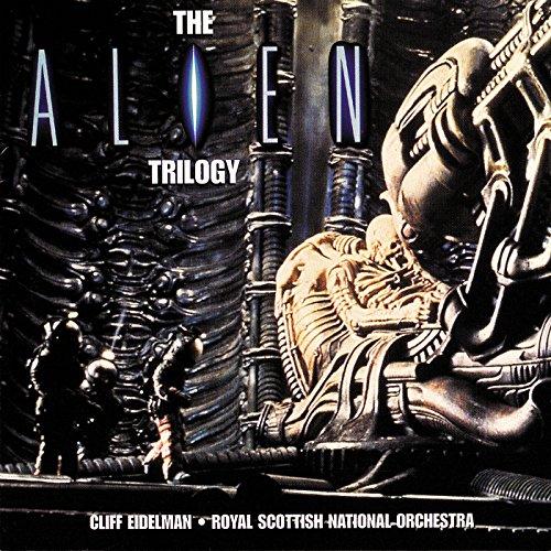 The Alien Trilogy (Original Sc...