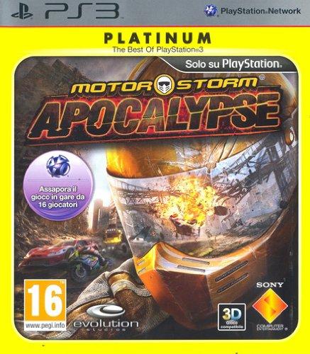 MotorStorm Apocalypse - Platinum
