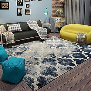 importati Turchia Carpet salotto tavolino rettangolare minimalista camera da letto comodino ufficio moderno in Europa e in America, Polipropilene, Ink art, 240*330CM