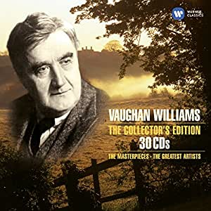 Vaughan Williams: The Collector's Edition (coffret 30 CD) [Import anglais]