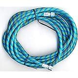 Tuyau bleu Fengda® BD-24, 3,0 m, G1/8 - G1/8