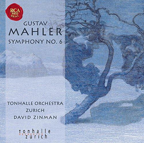 MAHLER - Zinman - Symphonie n°6