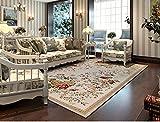 flashing- Europäische Teppich Wohnzimmer Couchtisch Teppich Schlafzimmer Nacht pastoral rechteckigen maschinenwaschbar ( größe : 2000mm*2900mm )
