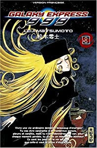 Galaxy Express 999 Edition simple Tome 9