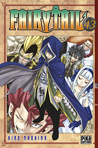 Fairy Tail Vol.43 par MASHIMA Hiro