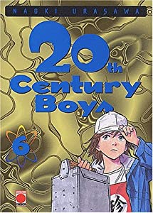 20th Century Boys Edition simple Tome 6