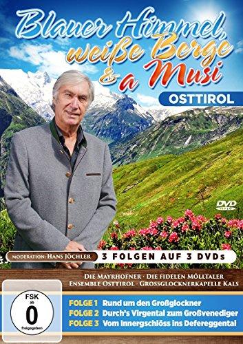 Blauer Himmel, weiße Berge & a Musi - DVD 1: Osttirol (3 DVDs)