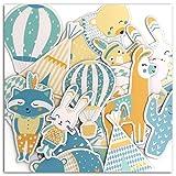 Toga naissance-leonard & Josephine–Lote de 20formas Chipboards, cartón, Multicolor, 7x...