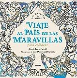 Viaje al País de las Maravillas: Una aventura para colorear