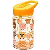 TRITAN i biberon per bambini borraccia bottiglia 450 ML (ANIMALI)