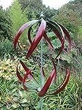 Jonart Design SP455 Cosmic Wind Sculpture, Multi-Colour, 56 x 56 x 213 cm