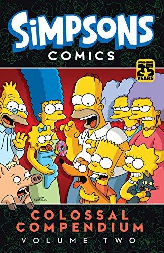 the-simpsons-comics-colossal-compendium-volume-2