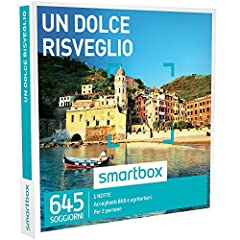 Idea Regalo - smartbox - Cofanetto Regalo - Un Dolce RISVEGLIO - 645 soggiorni in B&B e agriturismi