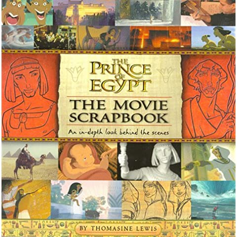 PRINCE OF EGYPT MOVIE SCRAPBOOK (Picture Puffin)