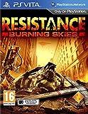 Resistance : Burning Skies (PS Vita)